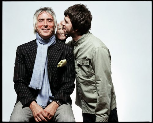 Happy Birthday Paul Weller!!!   The Modfather is 59 today. Legend.