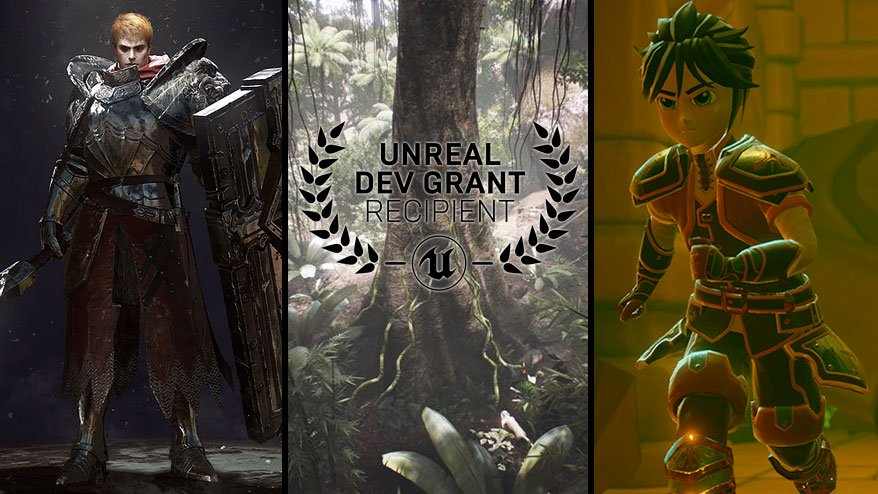 We've announced the latest round of Unreal Dev Grants totaling $275,000! Here are the outstanding #UE4 projects - unrealengine.com/en-US/blog/epi…