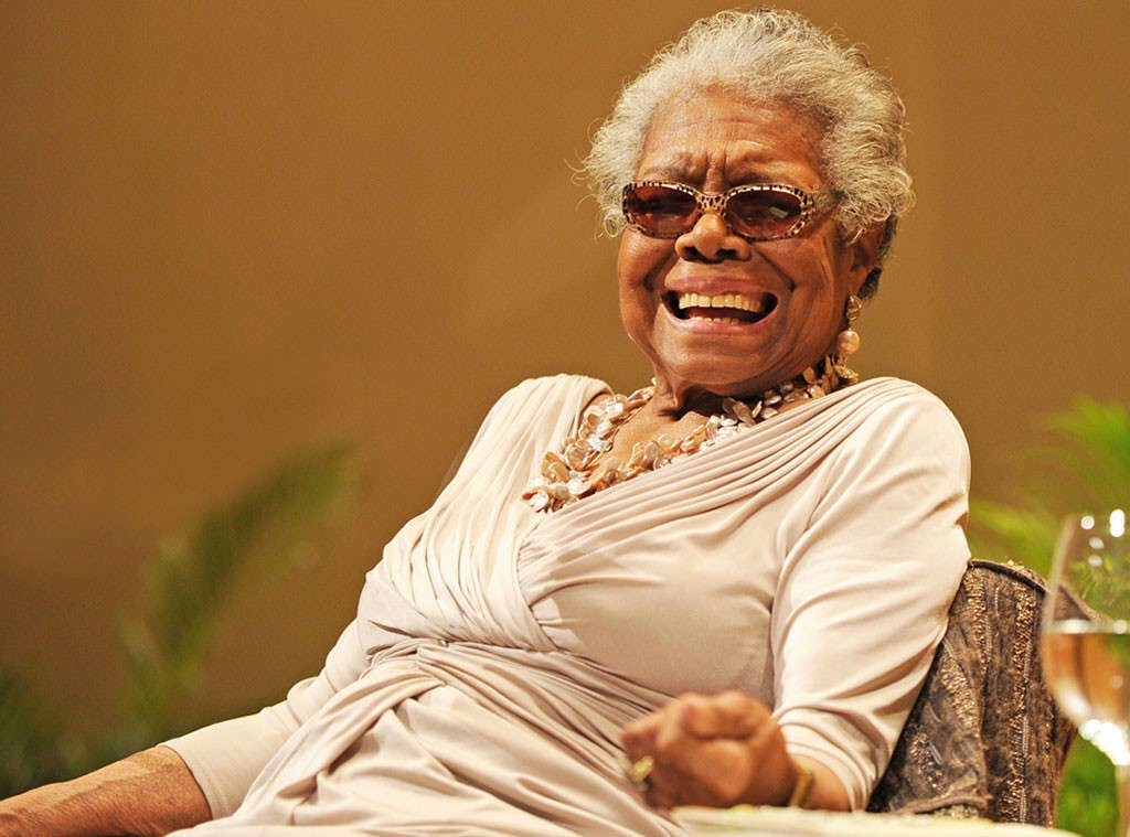 May 28th 2014 we were all left with the imprint of Maya Angelou. We remain grateful for the wisdom &amp; love. The Angelou Johnson Family #share <br>http://pic.twitter.com/ISdPp0SMuN