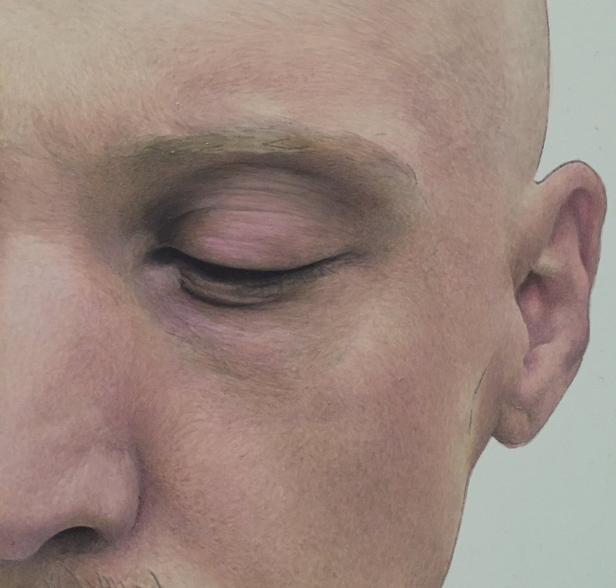 Painting progress #acrylicpainting #art #portrait <br>http://pic.twitter.com/nPiZERbMMV