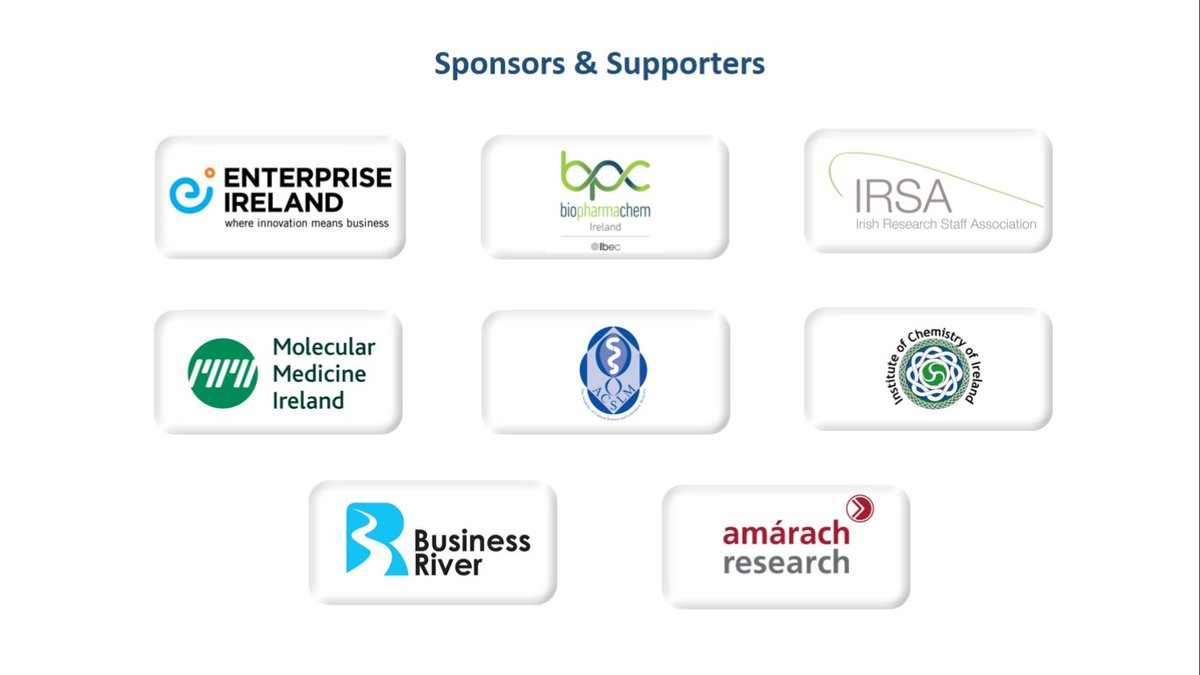Huge thank you to our brilliant Sponsors for this year&#39;s awards #IrishLabAwards <br>http://pic.twitter.com/A1IDpQjk6x