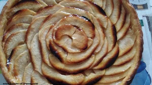 Grandmothers apple tart recipe