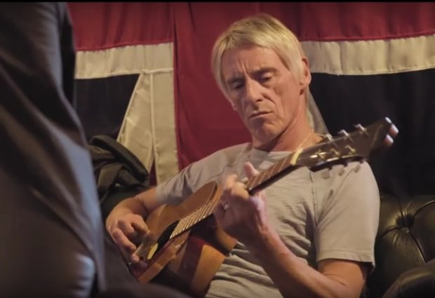 Happy Birthday, Paul Weller! Congrats on a A Kind Revolution!