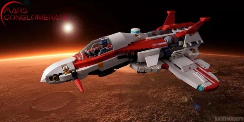 "DF-47 ""Hawk"" Starfighter"