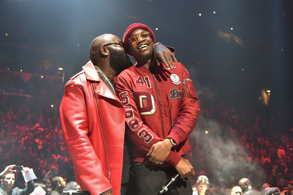 Rick Ross Shares Title Of Meek Mill's Upcoming Album  http:// ow.ly/Erza30c22Ib  &nbsp;   #HipHop <br>http://pic.twitter.com/UJm5DY5BNb