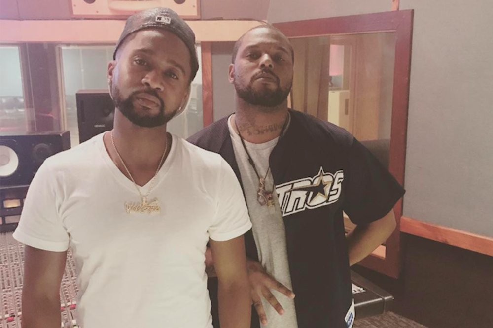 Schoolboy Q Spotted In The Studio With Zaytoven  http:// ow.ly/Xxa730c23gu  &nbsp;   #HipHop <br>http://pic.twitter.com/Nc7yCCckKx