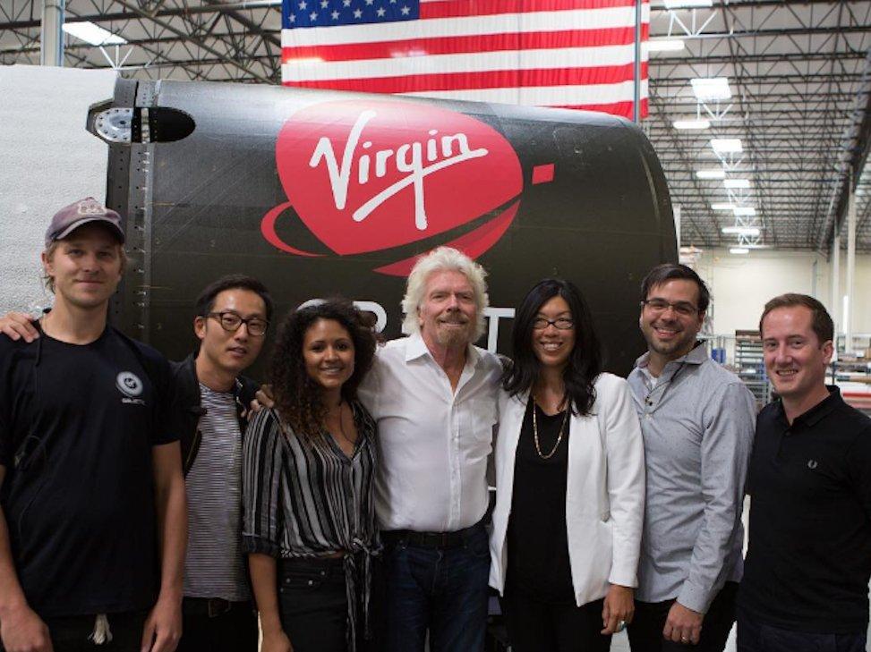 Introducing @virgin_orbit, the team launching the small satellite revolution https://t.co/W4jDD350tP https://t.co/kBMp7YkFzg