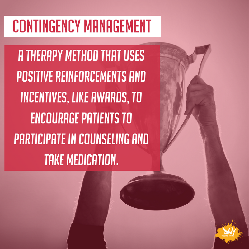 There are different types of treatments available: Cognitive Behavioral Therapy, Contingency Management, and more https://t.co/RsCM2BE0Js