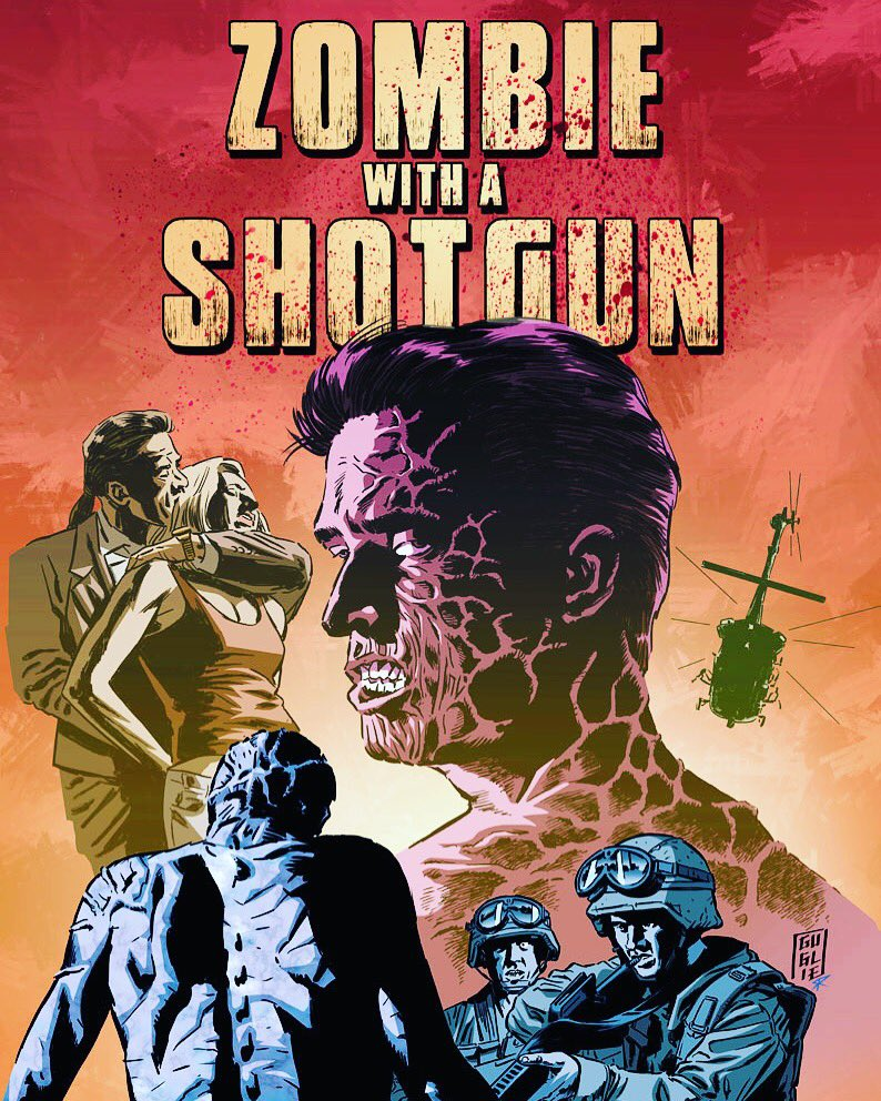 #nationalwineday has me drinking and Pre-Ordering my 1st Issue comic of Zombie with a Shotgun Get your copy  https://www. ratsandcrowspublishing.com/product-page/z ombie-with-a-shotgun-1 &nbsp; …  #horror <br>http://pic.twitter.com/dh8MqRtH8h