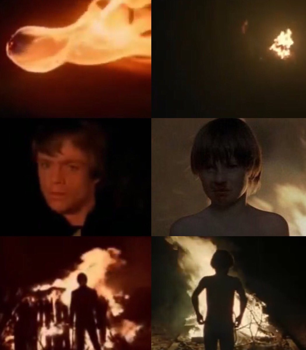 Return Of The Jedi/The Time Of The Wolf  #sidebyside #starwars40thanniversary #starwars40th #MichaelHaneke #jedi    http://www. pinnlandempire.com/2011/07/cinema -of-michael-haneke-told-through.html?m=1 &nbsp; … <br>http://pic.twitter.com/gOeJ31jC3X