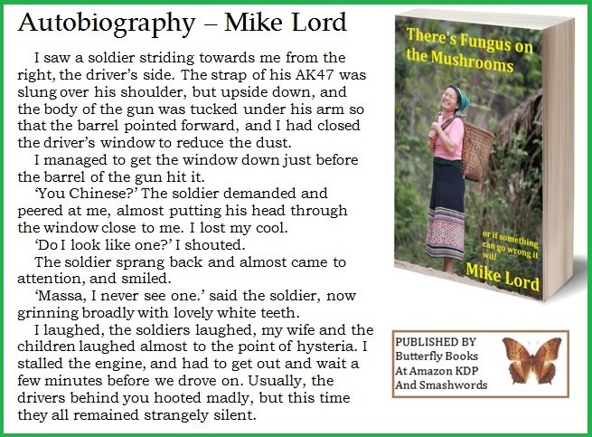 Read about Mikes 50 years working &amp; living in Africa/Asia  https://www. smashwords.com/books/view/412 027?ref=Lordmike &nbsp; …     https://www. amazon.com/dp/B00JB3EXBO  &nbsp;   #Adventure #Horror #Humour #IAN1<br>http://pic.twitter.com/COqmQkf5Zn