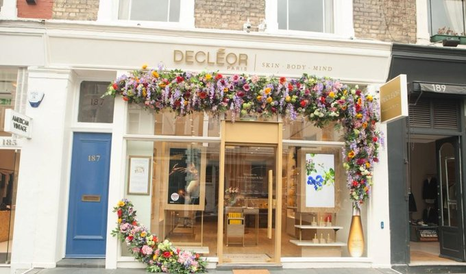 Decléor launches first boutique