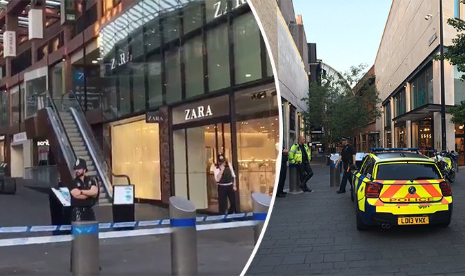 BREAKING: Bristol&#39;s Cabot Circus shopping centre evacuated over &#39;timed bomb&#39; threat #bristol  http://www. express.co.uk/news/uk/809441 /Bristol-Cabot-Circus-evacuated-bomb-threat &nbsp; … <br>http://pic.twitter.com/YrA4TWHNJ6