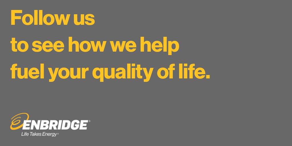 We're closing this account soon. Follow @Enbridge for updates & more https://t.co/hRa32n8iuL
