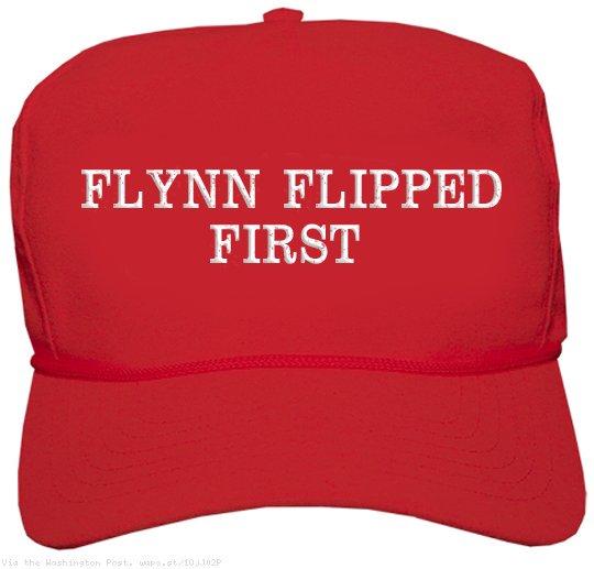 @PalmerReport #FlynnFlippedFirst