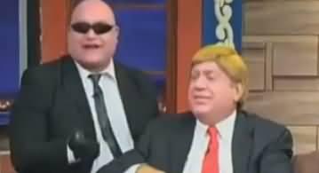 Hasb e Haal - 25th May 2017 - Comedy Show thumbnail