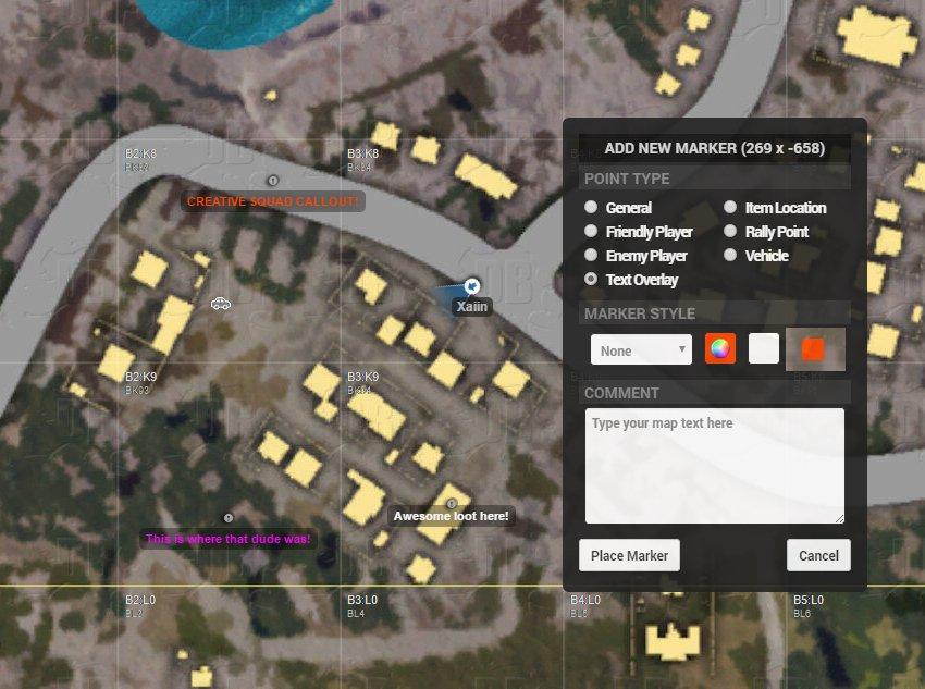 Playerunknown S Battlegrounds Maps Loot Maps Pictures: Development Log