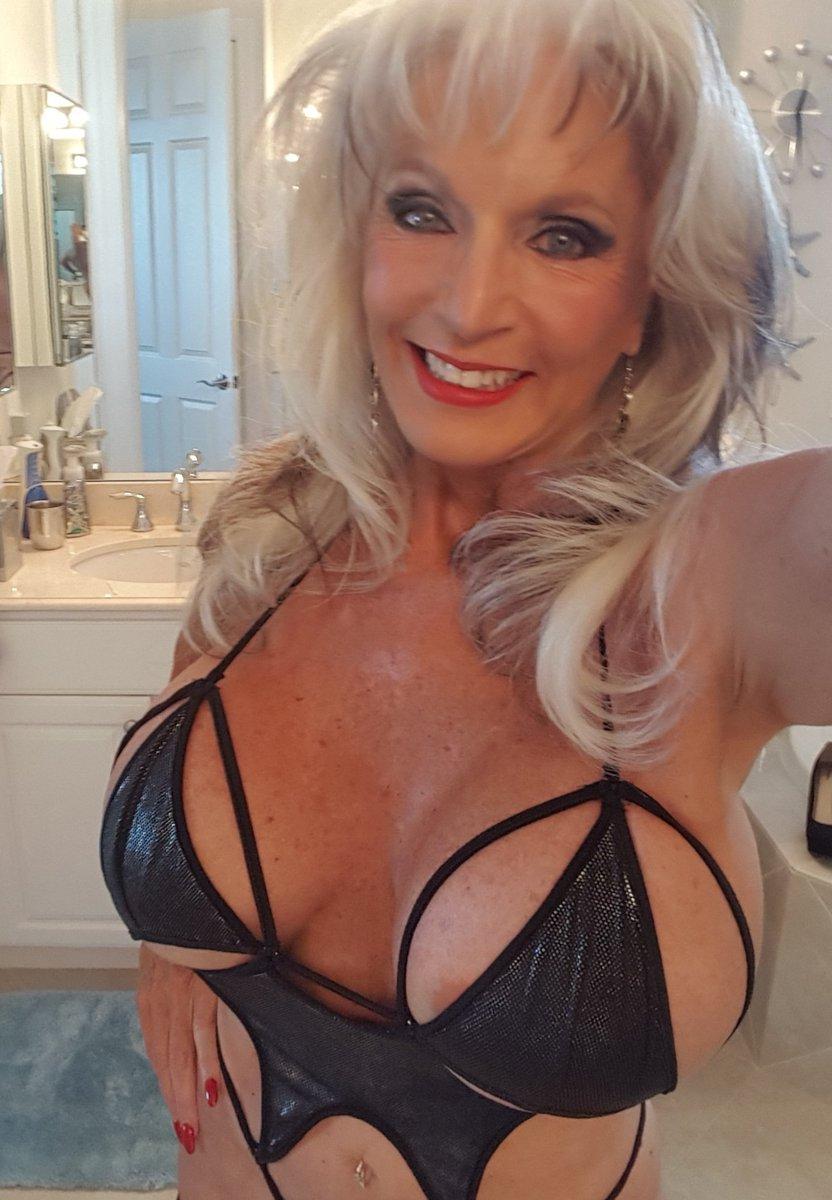 Busty Granny Hot