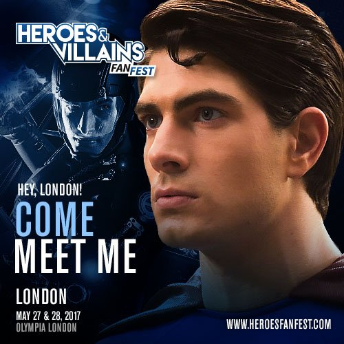 Excited to see everyone on Sat &amp; Sun @heroesfanfest in #London! #LondonHVFF<br>http://pic.twitter.com/m3M4GqTHek