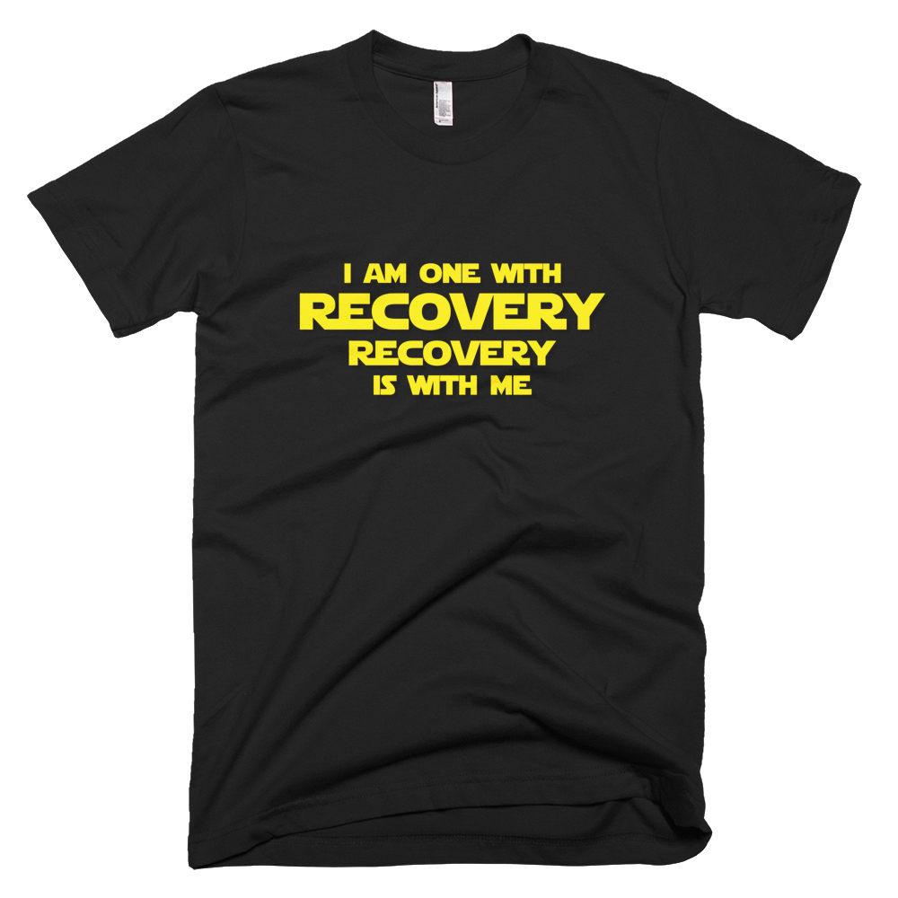 Happy Birthday Star Wars #StarWars40th #starwars #jedi #recovery #clean #sober #force #DarthVader #AA #NA #r2d2  https://www. addictsinrecovery.net/products/one-w ith-recovery-mens-american-apparel-t-shirt &nbsp; … <br>http://pic.twitter.com/j2pErGpD2s