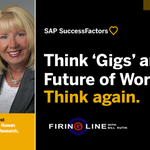 """""""It's not going to be the future of work in a few years,"""" @Lisarowan in the latest Firing Line with @BillKutik: https://t.co/ZTGgXUNpzx"""