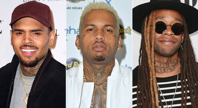 Chris Brown links with Ty Dolla $ign and Kid Ink on 'Surprise You (The Life).' Listen: https://t.co/9s4FV4Rgpw