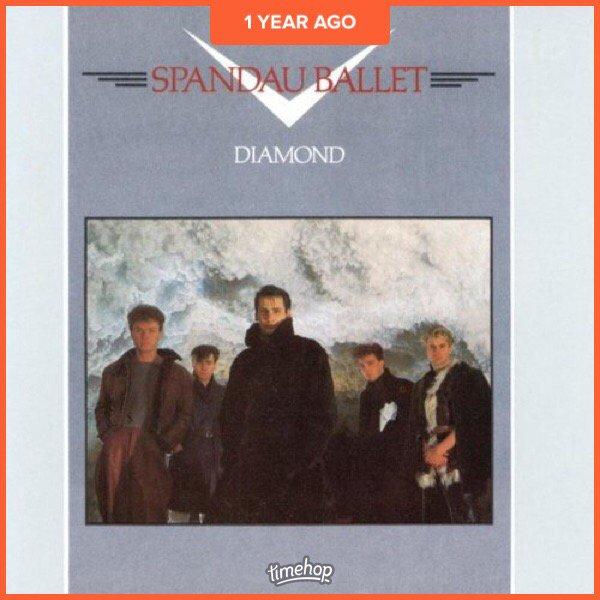 Released on this day 1982 #Diamond @SpandauBallet @SBOnceMore @realmartinkemp @SteveNormanReal #80s  <br>http://pic.twitter.com/g4QYfgc43V