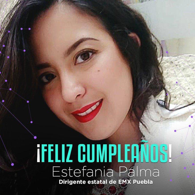 Muchas felicidades @EsteffPalma!! https://t.co/S1mOpYu7Mn