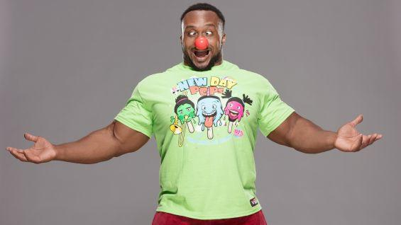 مجموعة من الصور الطريفة لنجوم WWE في يوم الأنف الأحمر  مجموعة من الصور الطريفة لنجوم WWE في يوم الأنف الأحمر