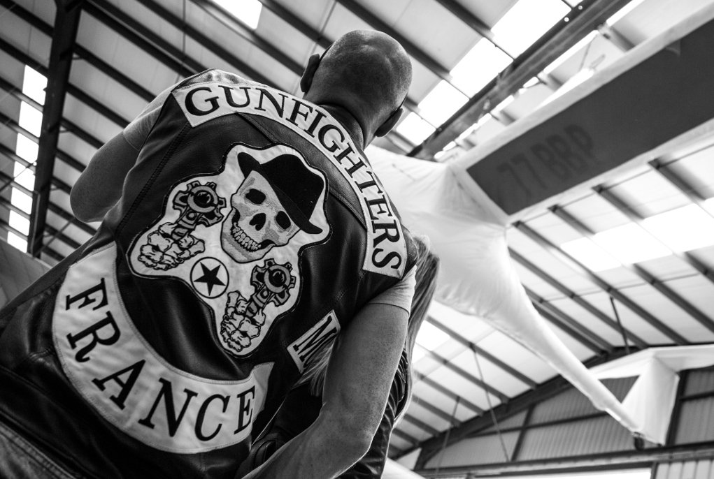 🇫🇷 Les «Gunfighters MC» : des bikers au grand cœur https://t.co/Kujx6Hr0gI