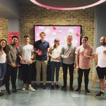Congratulations to our Futureproof finalists! Let the celebrations commence! #Students #Competition #designagency #university #design