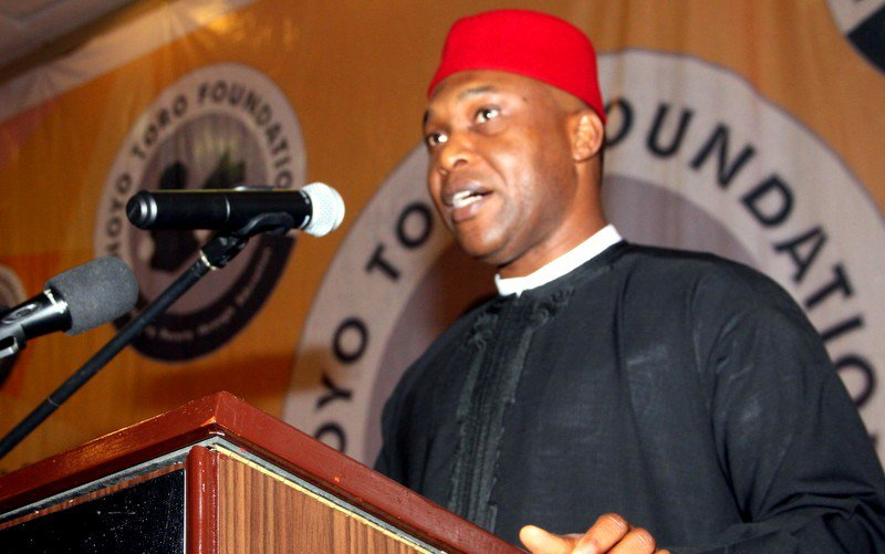 Ex-Aviation Minister, Osita Chidoka is  invited as lead speaker at Youth Development Centre, an arm of Olusegun Obasanjo Presidential Library [OOPL].