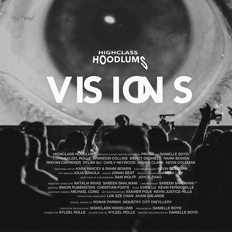 It&#39;s almost movie time  yal ready for VISIONS? #newartist #hiphop #vision #jersey #rap #vlogger #music #black #bars #nyc #realizetherise<br>http://pic.twitter.com/K3OgcVAwQh