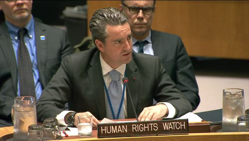 At UN Security Council, @BrunoStagno calls for all states to join #SafeSchoolsDeclaration &amp; #protectschools  http:// webtv.un.org/watch/bruno-st agno-ugarte-hrw-on-protection-of-civilians-and-medical-care-in-armed-conflict-security-council-7951st-meeting/5448064075001 &nbsp; …  #POC <br>http://pic.twitter.com/2FPu3lDCtE
