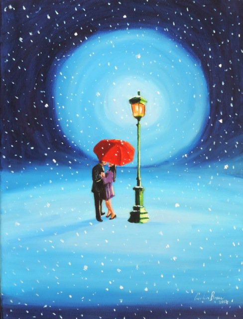 Together under the street lamp #winter #painting #art   http://www. ebay.co.uk/itm/-/18259191 5088?ssPageName=STRK:MESE:IT &nbsp; … <br>http://pic.twitter.com/SvpcCTgUqz