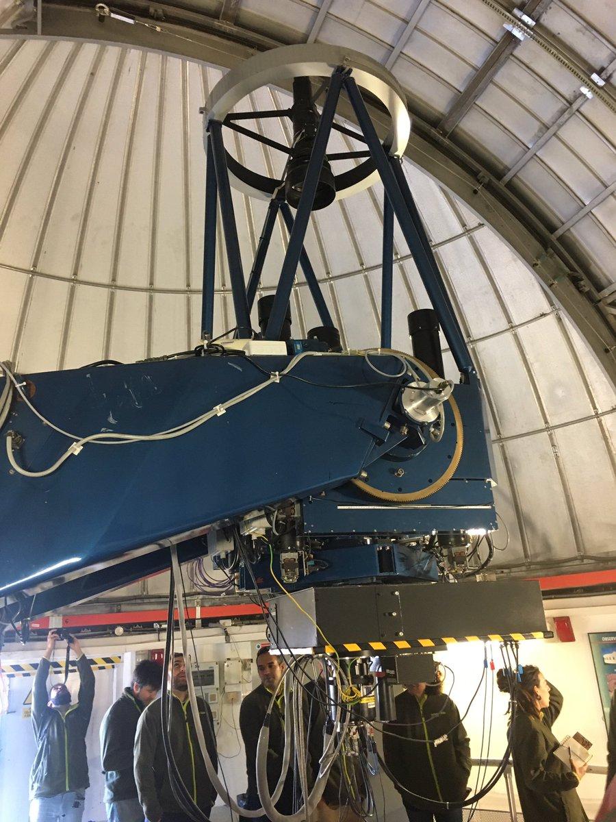 ¿Sabías que en el Observatorio del #Teide hay telescopios de 23 países diferentes? #TBMTenerife https://t.co/45nOLNBie4
