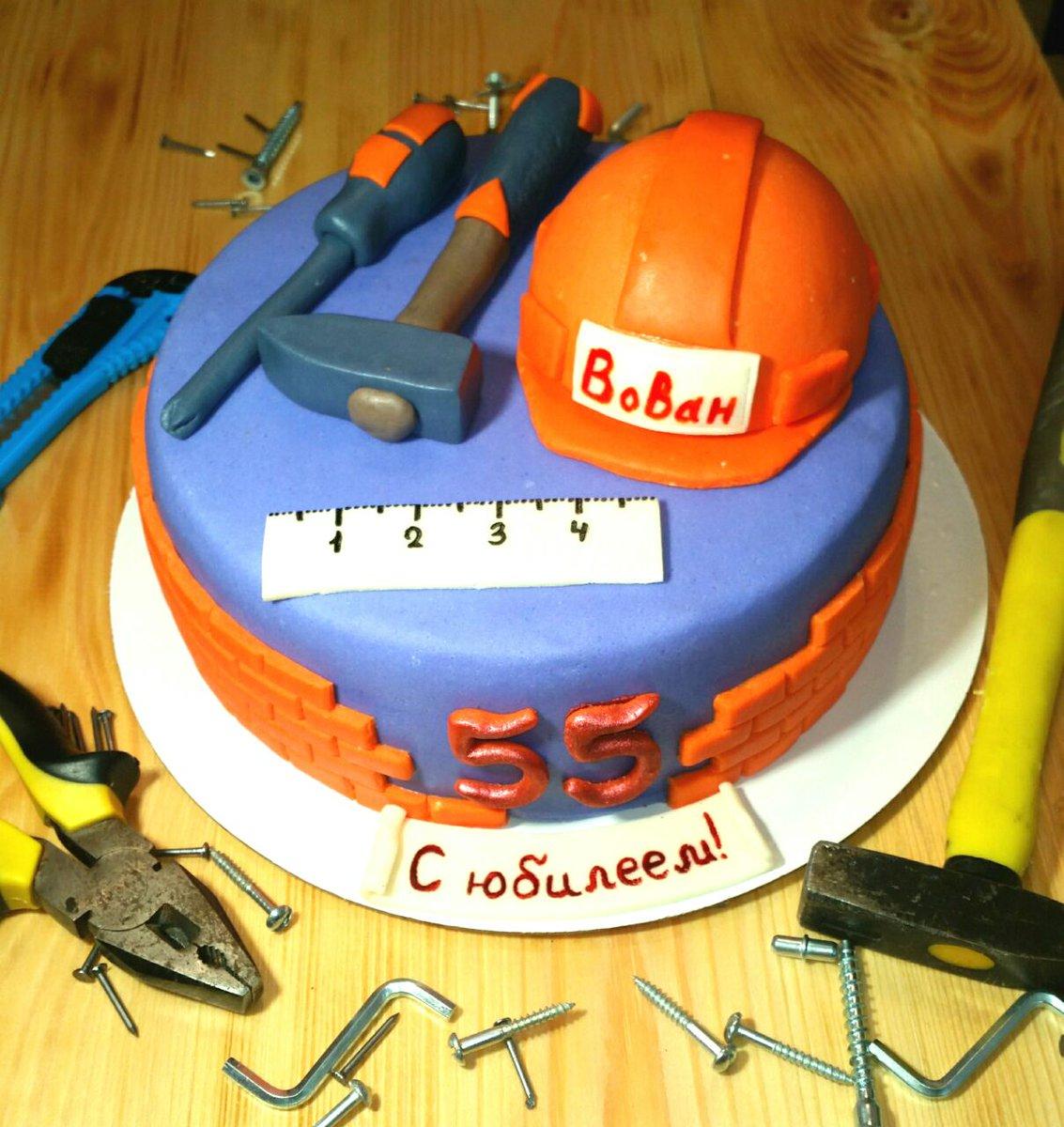 Торт строителю картинки