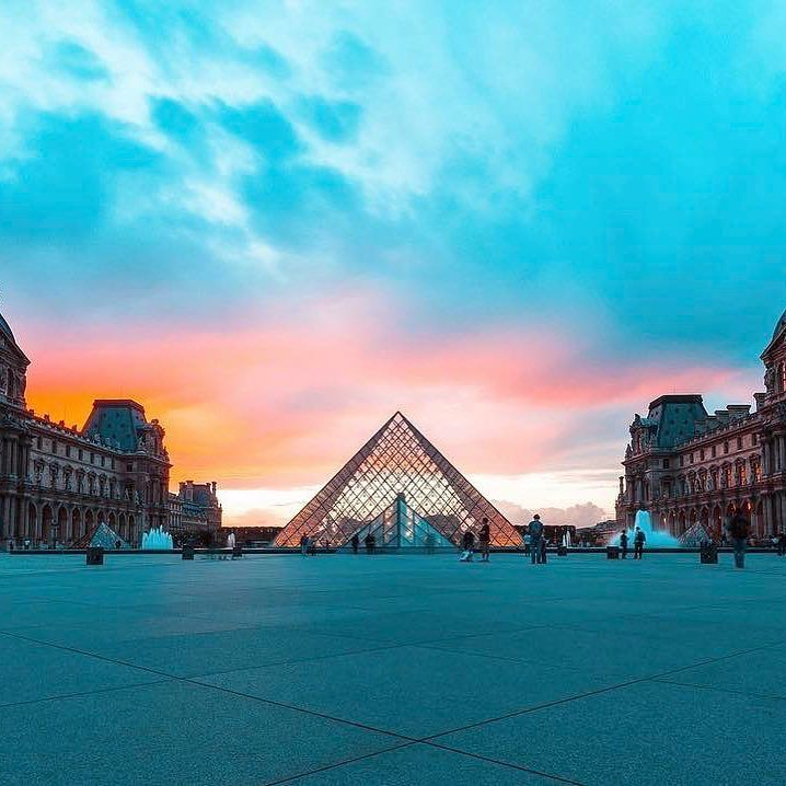 Enjoy beautiful sunsets with this beautiful weather   Beautiful pic&#39; @mysupervacations  #Parisjetaime #Paris #Par…  http:// ift.tt/2rVbFTS  &nbsp;  <br>http://pic.twitter.com/fQuFXsz368
