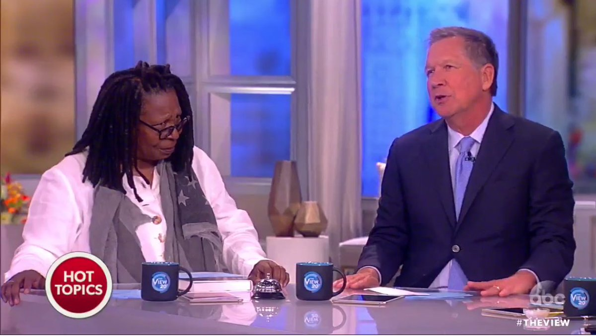 #TVnews: #JohnKasich am #BreakDown am #feud between #TaylorSwift &amp; #KatyPerry on #TheView  http:// hill.cm/PiydAQf  &nbsp;  <br>http://pic.twitter.com/9M97YKyRgn