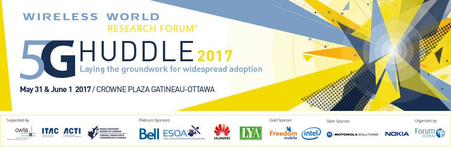 test Twitter Media - Keynotes at @WWRF #5GHuddle incl Chris Bachalo frm @JuniperNetworks & Chih-Lin I frm China Mobile Research Institute https://t.co/IsWttjHjwl https://t.co/IxzIT7GlrZ