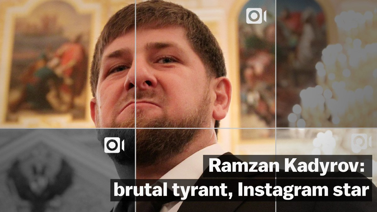 Watch the Vox video on Chechnya's Ramzan Kadyrov that Russian spambots are trying to get taken down on YouTube: https://t.co/TpffrQCApN