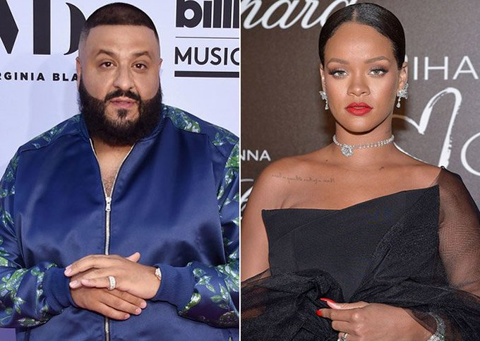The vocals are in! @DJKhaled announces @Rihanna collaboration for #Grateful https://t.co/7nEXBq7IMj