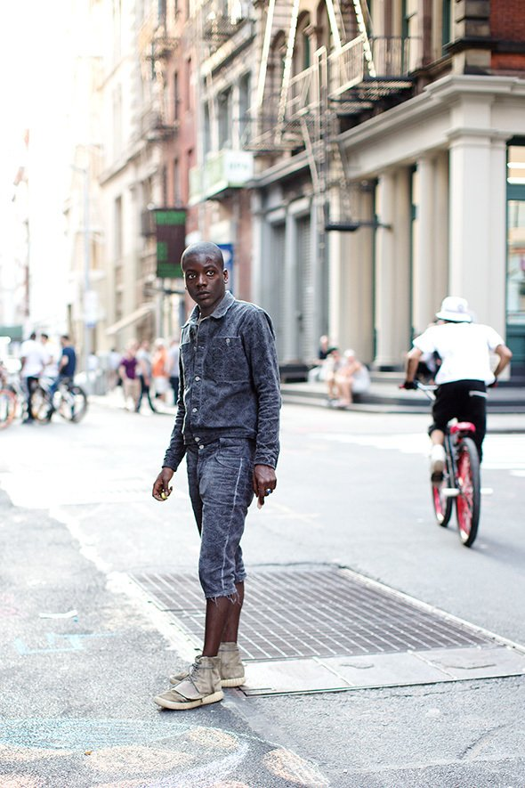On the Street…Howard St., New York #ootd #styleoftheday #fashion<br>http://pic.twitter.com/qBzxp9ihDy