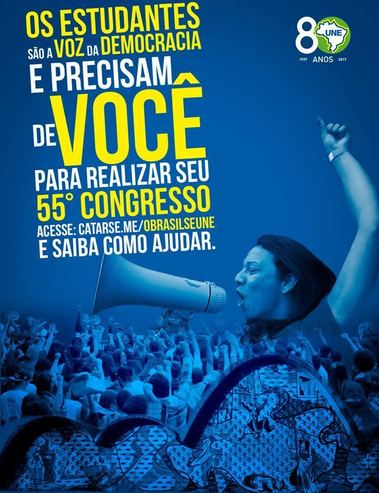 Acesse: https://t.co/EodmjsHhRl e dê sua ajuda! Juntos somos mais fortes! #OBrasilSeUNE