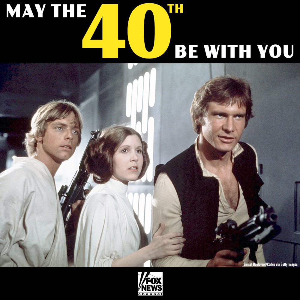 This Day in History: Star Wars was released in theaters on May 25, 1977. #StarWars40th #StarWars <br>http://pic.twitter.com/n8GoiiVytf