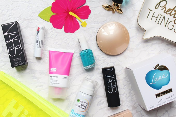Summer Beauty Picks with Fragrance Direct