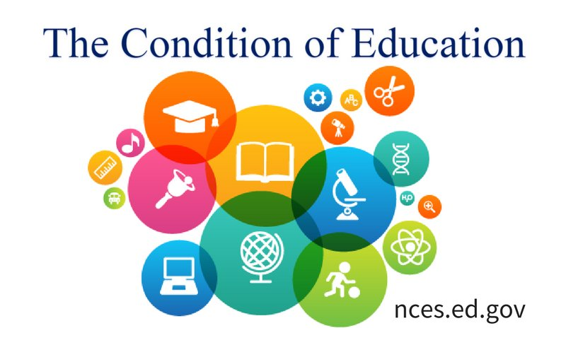 Nces Releases Condition Of Education >> Nces On Twitter Read The Nces Commissioner S Statement On The Just