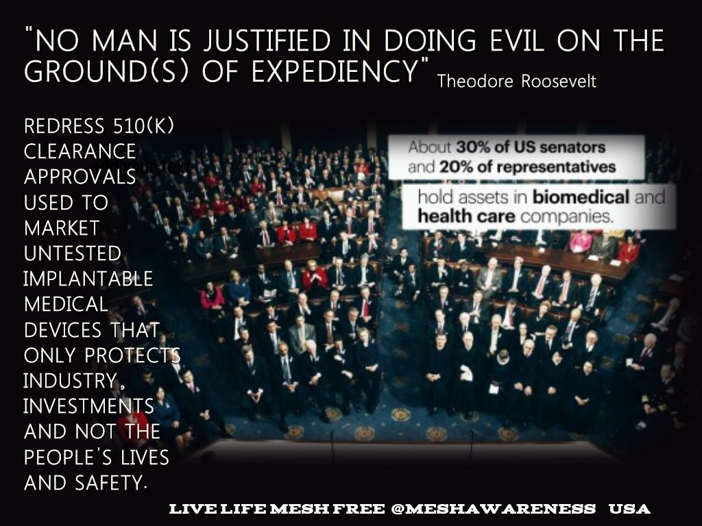 Pathological Untruths of Safety &amp; Efficacy of Untested #Medicaldevices #Harms4Profit #Healthcare over #Peoples #Lives #CrimesAgainstHumanity<br>http://pic.twitter.com/x3wQV4UajR