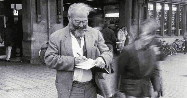 Oliver Sacks on the psychology of writing and what his poet friend Thom Gunn taught him about the creative process https://t.co/g6ehQAsqXU