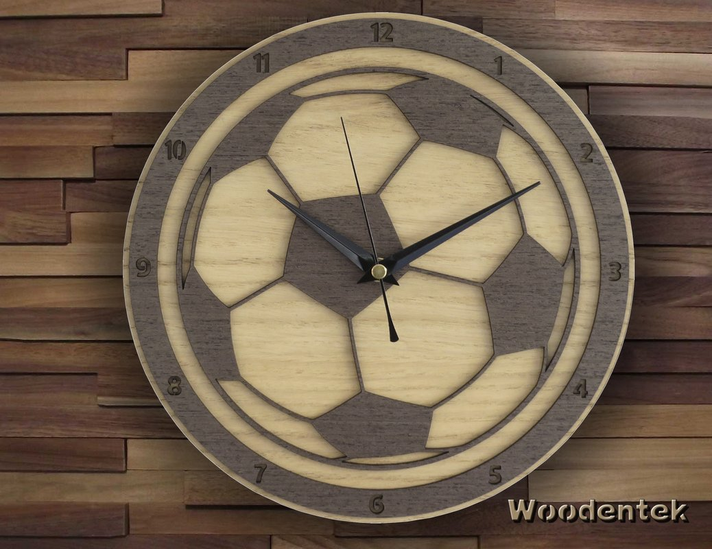 Handmade #Football clock in wood #Soccer #Art #Calcio  -  https://www. etsy.com/listing/511963 782/football-clock-in-wood-soccer-clock?ref=shop_home_active_28 &nbsp; … <br>http://pic.twitter.com/KZSjbrmY7T